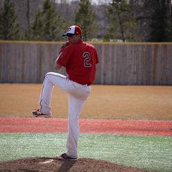 Okotoks Dawgs grrad RHP Tanner Bercier (Calgary, Altaa.) had the best quality start among Canadians pitching 10 innings aand alllowing two runs for the Frank Phillips Plainsmen.