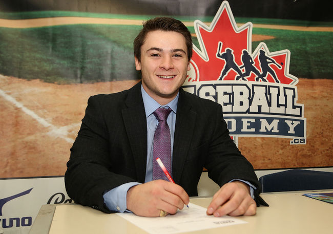 Ashton Roy (Sudbury, Ont.), who played for The Baseball Academy and the Okotoks Dawgs, hit .476 with seven RBIs for the Pratt Beavers.