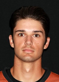 Langley Blaze grad  Cole Cantelon (Langley, BC) went 4-for-10 with four RBIs for the Lourdes Grey Wolves.