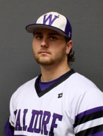 North Shore Twins grad Riley MacDonald (North Vancouver, BC) hit .307 this week for the Waldorf Warriors.