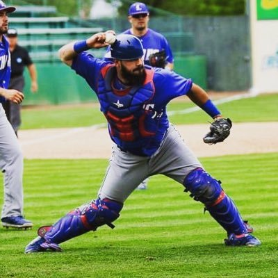 Former St. Eustache Bisons star JP Rousseau (Montreal, Que.) had five hits for Mid America Nazarene.