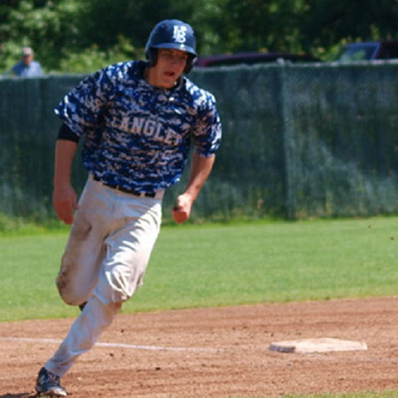 Former Langley Blaze C Hayden Jaco (Coquitlam, BC) had two hiits and drove in a run for Indiana State.,