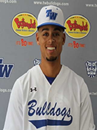 Former Great Lake Canadians standout Tristan Clarke (Brampton, Ont.) went deep five times for the Tennessee Wesleyan Bulldogs.
