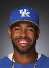 Former Ontario Met OF Tristan Pompey (Mississauga, Ont.) went 4-for-10 for the Kentucky Wildcats.