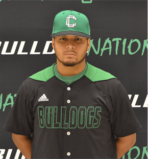Former ABC line drive machine Tommy Reyes-Cruz (Montreal, Que.) had a nine-hit week for the Clarendon Bulldogs.