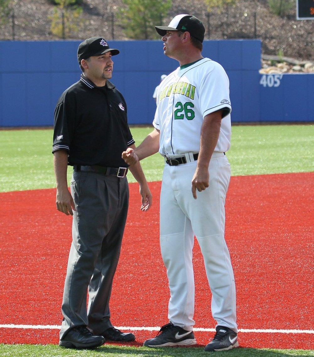 Coach Greg Brons (Saskatoon, Sask.)