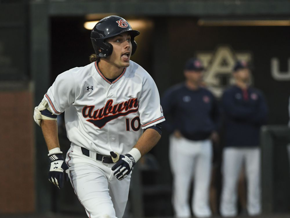 ABC's Edouard Julien (Quebec City, Que.) knocked in 10 runs for Auburn to lead all Canucks.