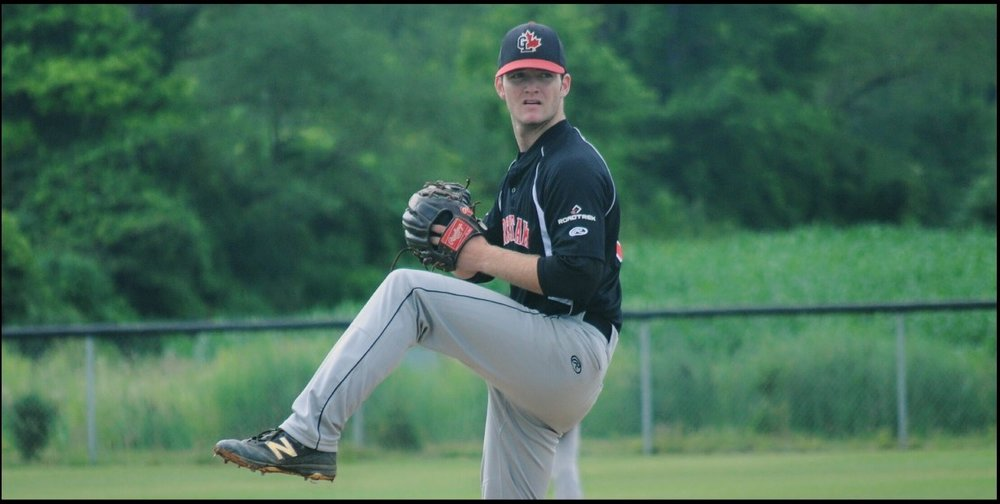 Former Great Lake Canadians Burkhart (Kitchener, Ont.) worked three scoreless for the Heartland Hawks.