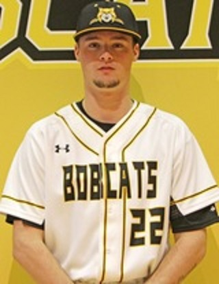 Former iCase Husky Brady Schnarr (Waterloo, Ont.) pitched 6 1/3 innings allowing three runs for the Frontier Bobcats.