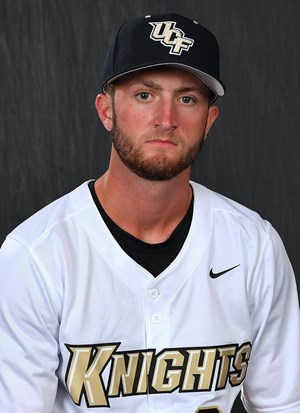 North Shore Twins grad Maximillian Wood (West Vancouver, BC) had five hits and drove in a run for the Central Florida Knights.