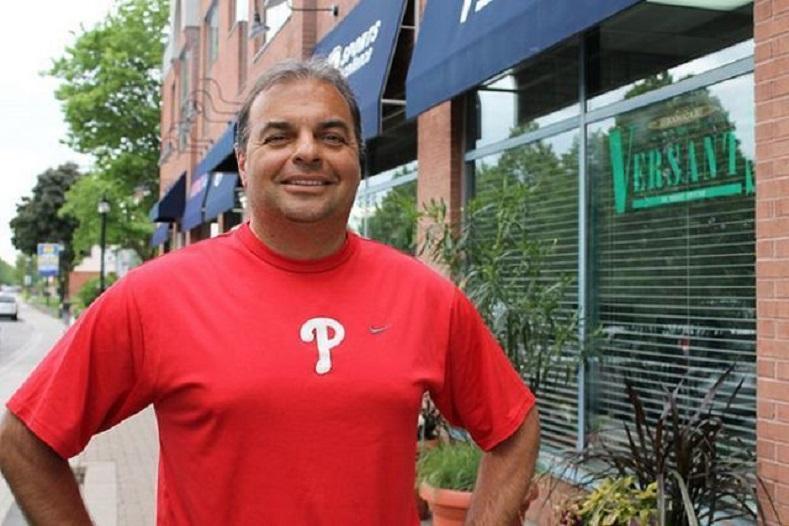 Philadelphia Phillies scout Alex Agostino (Saint-Bruno de Montarville, Que.) has a tournament named in his honour.