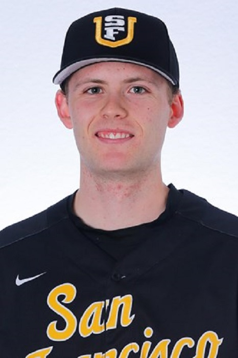 PBA Dawgs grad Landed Bourassa (Lethbridge, Alta.) pitched 5 1/3 scoreless for the San Francisco Dons.