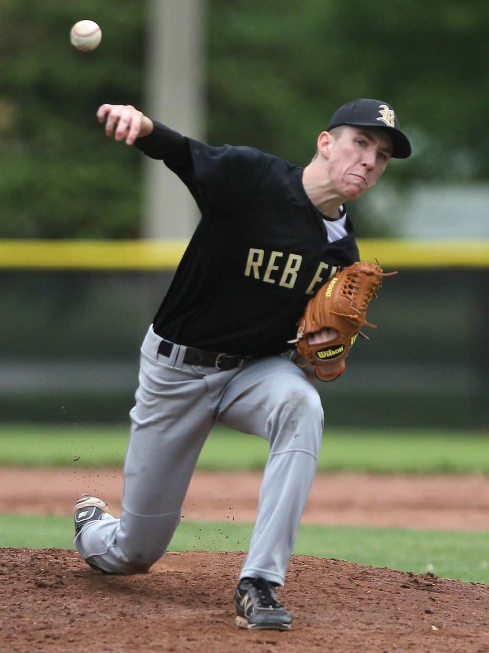 Windsor Selects grad Alex Cull (Windsor, Ont.) allowed just one earned run in five innings for Henry Ford.