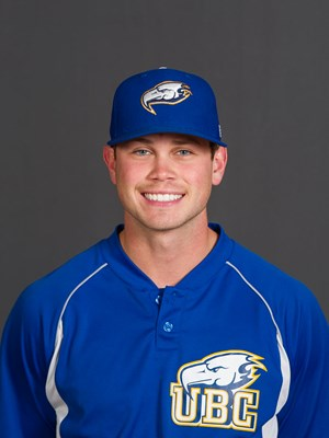 Former Sherwood Park Athletic Jake Lanferman (Sherwood Park, Alta.) was second among the Birds with six hits.
