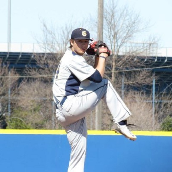 Vauxhall Academy Jets grad LHP Jared Kennedy (Calgary, Alta.) pitched five scoreless innings for the Canisius Golden Griffins.
