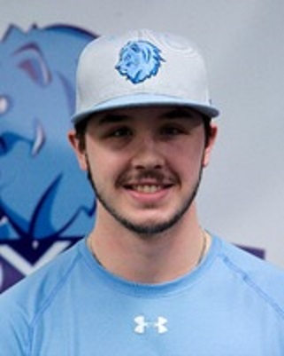 Ex-Elmwood Giant Brett Boudreau (St. Clements, Man.)  batted .350 for the Lake Region State Royals.