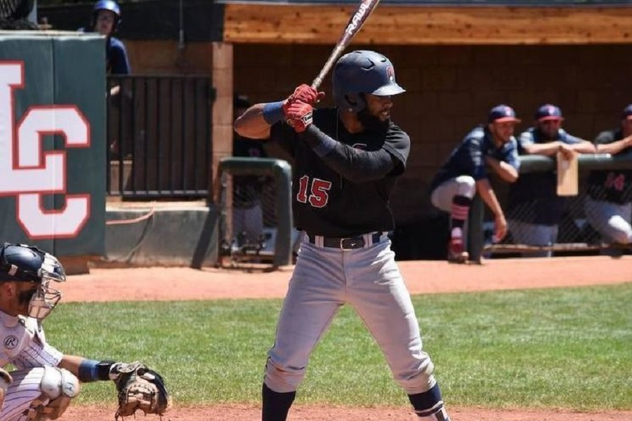 Former les Guerriers de Granby  Chris Acosta-Tapia (Laval, Quee.) had six hits and three RBIs for the Oklahoma Wesleyan Eagles.