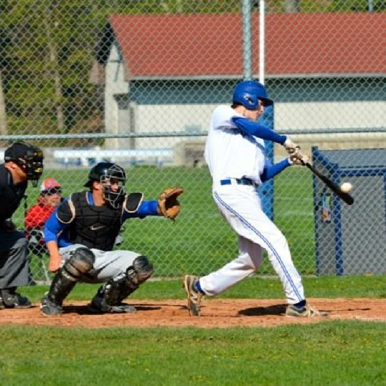 Former Ontario Blue Jay Dante Jakupovski (Mississauga, Ont.) helped the Triton Trojans to a Region IV title this week.
