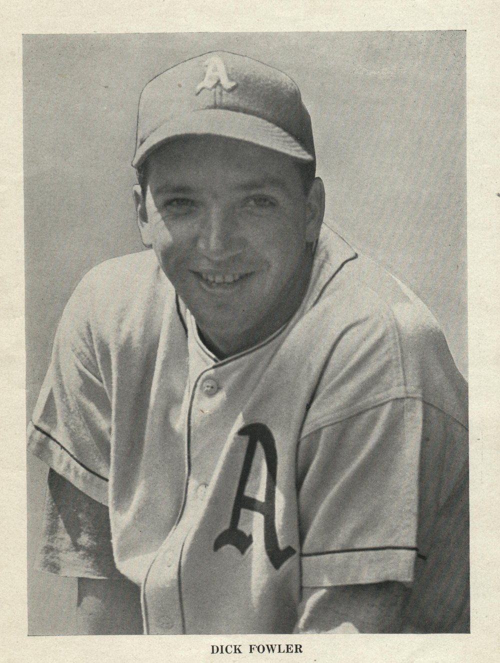 Dick Fowler (Toronto, Ont.) became the first Canadian to throw a no-hitter in the major leagues on September 9, 1945. Photo Credit: Canadian Baseball Hall of Fame
