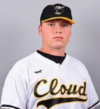 Prospect Academy's Erik Sabrowski (Edmonton Alta.) had four hits while driving in four runs for the Cloud County Thunderbirds.
