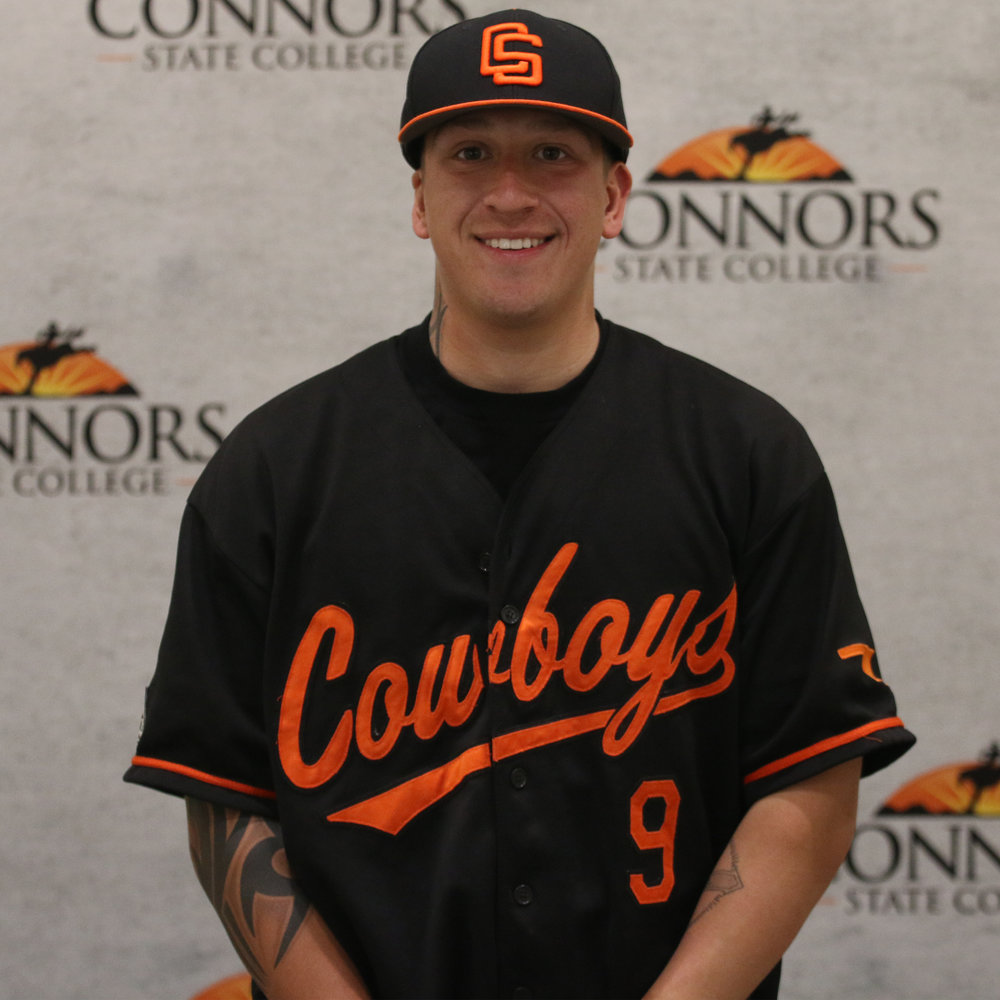 Former Ontario Blue Jays C Tony Hrynkiw (Brampton, Ont.) had six hits plating four runs for the Connors State Cowboys.