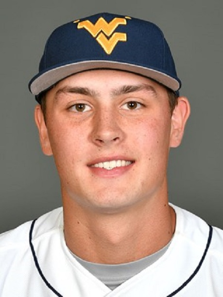 Christian Lindsey-Young, who was born in Oakville, Ont. threw five scoreless for West Virginia.