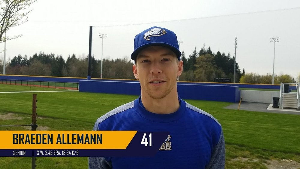 Former Whalley Chief Braeden Alleman (Surrey, BC) picked up a win and a save as the UBC Thunderbirds advanced to the next round.