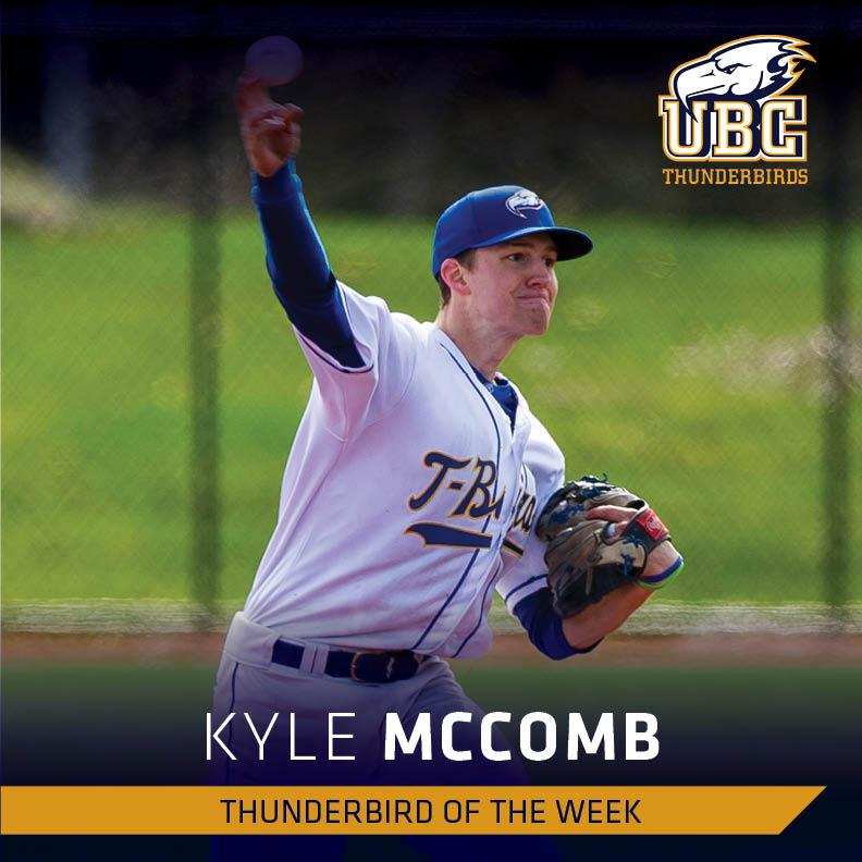 Former Langley Blaze Kyle McComb