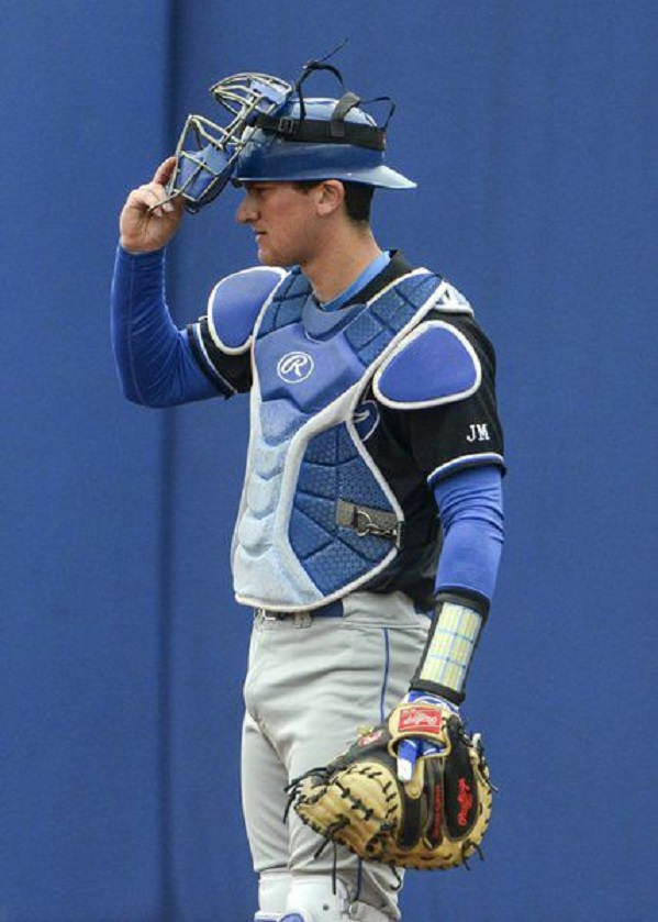 Great Lake Canadians grad Max Wright (Toronto, Ont.) had a pair of doubles.