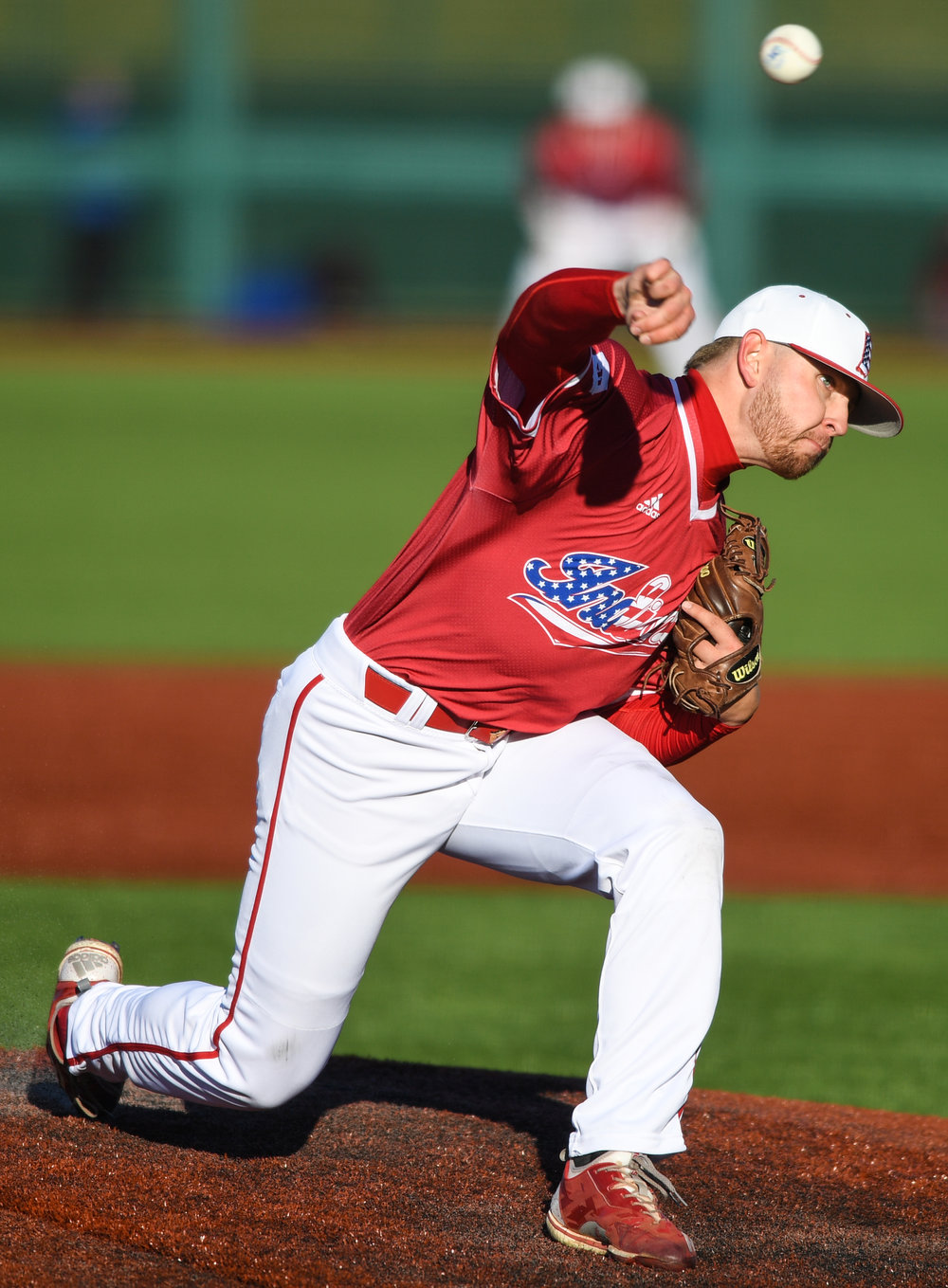 Okotoks Dawgs grad Matt Lloyd (Okotoks, Alta.) saved a pair of games for the Indiana Hooisers.