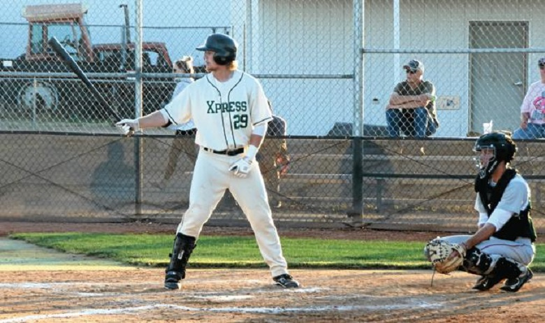 Former Okotoks Dawg JT Patterson (Calgary, Alta.) had a pair of homers for the Bellevue Jets.