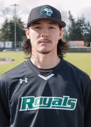 St. Francis Xavier grad Keegan Kwong (Edmonton, Alta.) pitched 1 2/3 scoreless for the Douglas Royals.