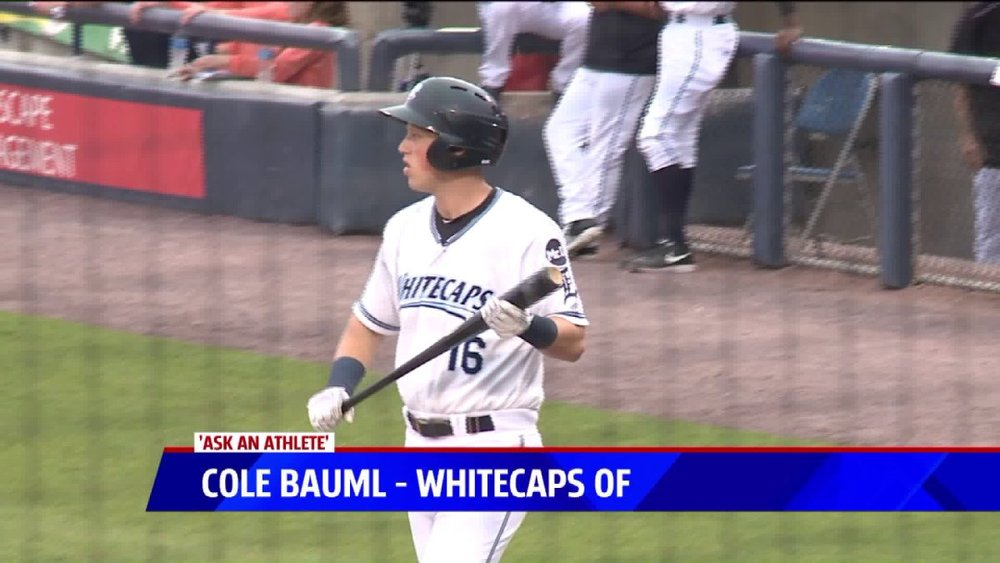 OF Cole Bauml (Meunster, Sask.) has been activated by the Detroit Tigers and promoted to the class-A Lakeland Flying Tigers.