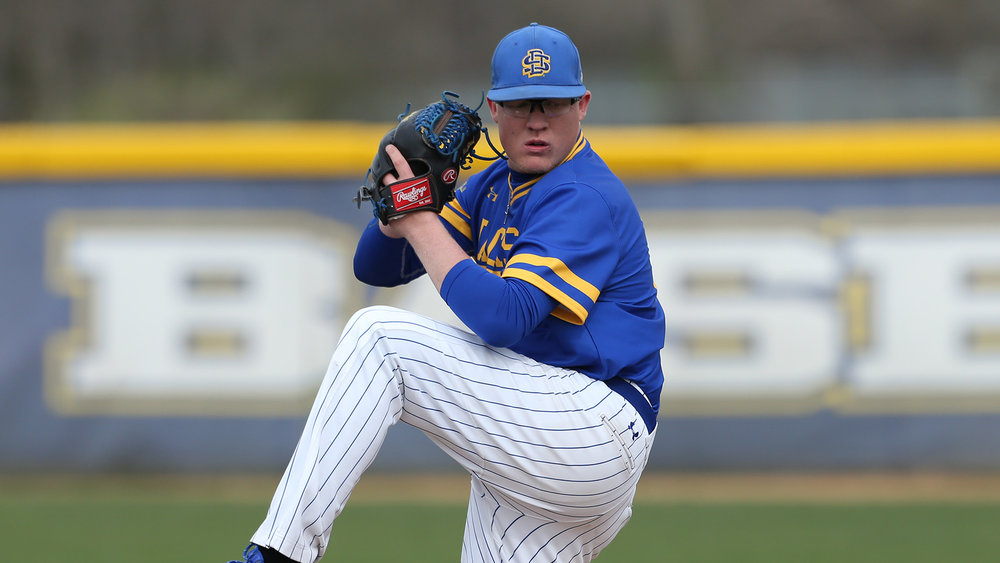 Vauxhall Academy Jets Brady Moxham (Oakville, Man) allowed one unearned run for South Dakota State in a 6 2/3 innings outing.