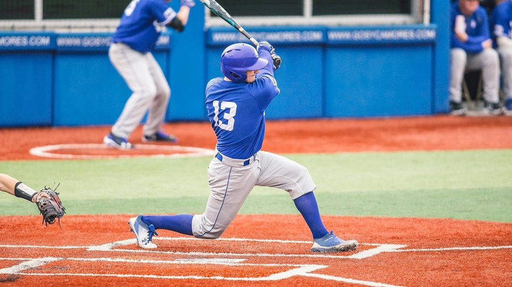Former Langley Blaze  Hayden Jaco ( Coquitlam, BC)  had a pair of hits for Indiana State in a win over Valpo.