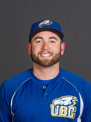Langley Blaze 3B Mitch Robinson (Surrey, BC) homered for UBC.