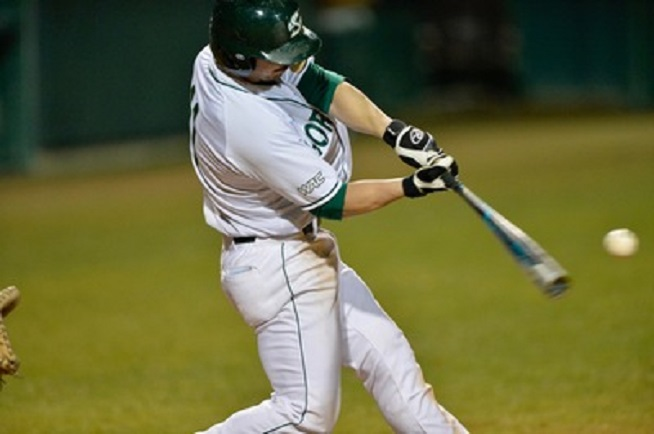 Former North Shore Twin Steven Moretto (Coquitlam, BC) had six hits for the Sacramento State Hornets.