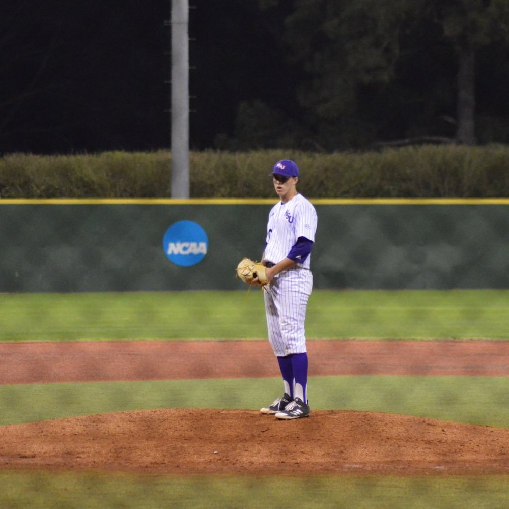 Field House Pirates grad Jose Vasquez (Cambridge, Ont.) reached the regionals with the Northwestern State Demons