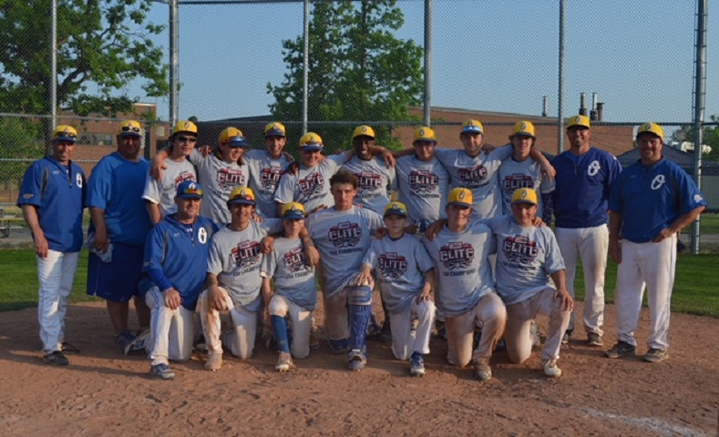 Oshawa won the 15U elite tourney: Alex Guest, Brandon Smith, Cody Hefford, Colin Cymbalista, Griffin McMillan, Jacob Miller, Joe Kuin, Jonathan Stoddard, Josh Whent, Lucas Bolin, Nicholas Smith, Ryan Mattes, Ty Ashwin and Ty Robichaud , Geoff Whent (coach), Jeff Sharpe (bench coach), Jordan Prosper (pitching coach), Gus Bolin (assistant coach), Neal Mattes (assistant coach) and Tracey Mattes (manager)