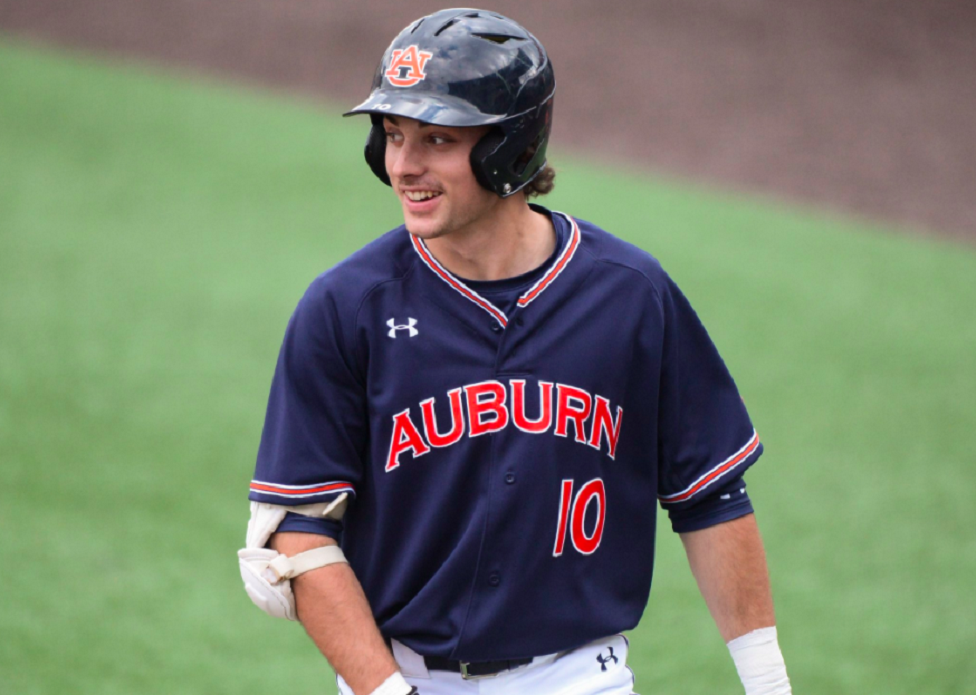 Edouard Julien (Quebec City, Que.) drove in a run as the Auburn Tigers lost the opener of the Super Regional, giving him 69 for the season — breaking Hall of Famer Frank Thomas' record for a freshman. Julien earned All-American honours.