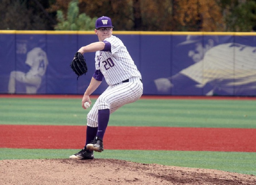 Vauxhall Academy Jets grad RHP Josh Burgmann (Nanaimo, BC) is a Washington Husky headed to Omaha, Neb. and the College World Series.
