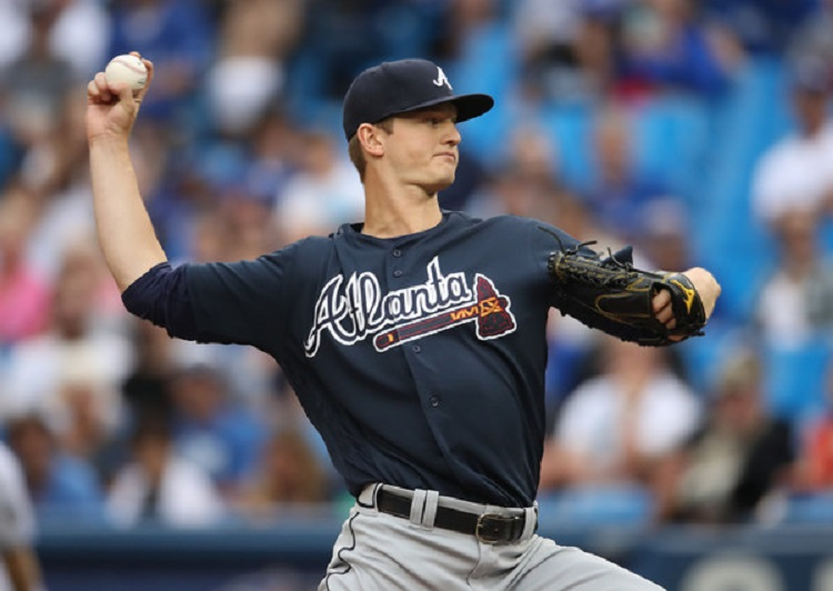 Former Calgary PBF Redbird RHP Mike Soroka (Calgary, Alta.) is off the disabled list and back with the Atlanta Braves.