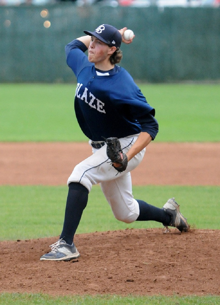 Langley Blaze grad RHP Jake Polancic (Langely, BC) was activated by the Rookie Class Arizona Diamondbacks.