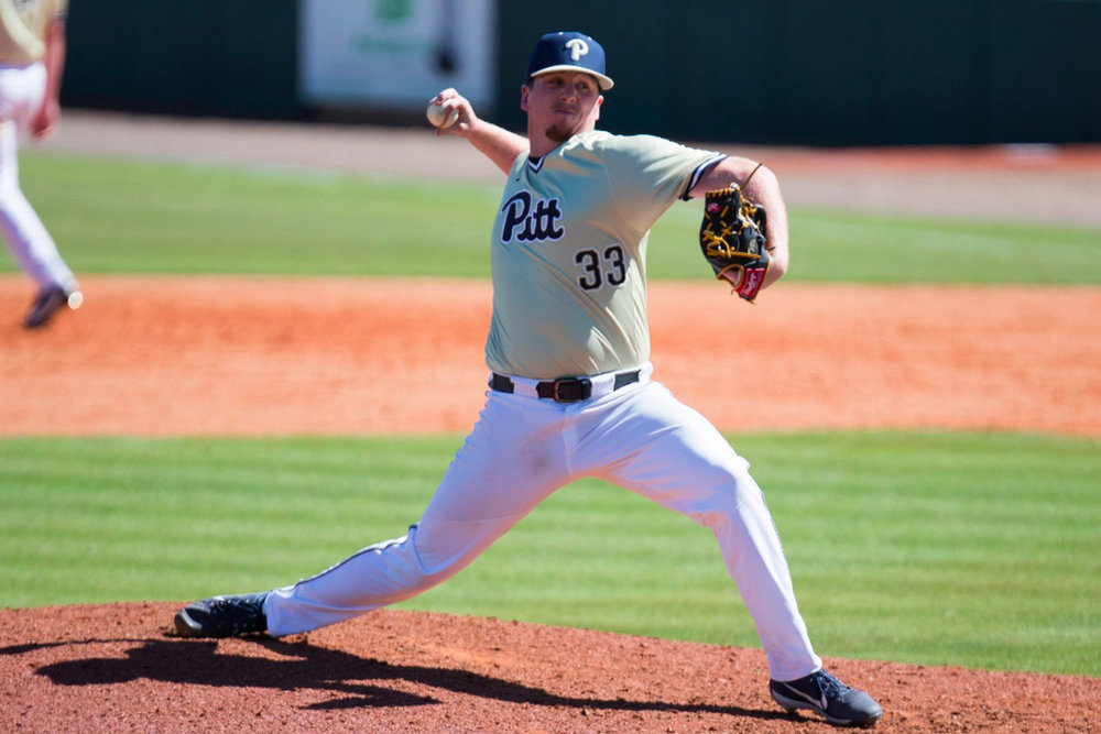 Ontario Blue Jays grad RHP RJ Freure (Burlington, Ont.) was second among appearances for the Pitt Panthers.