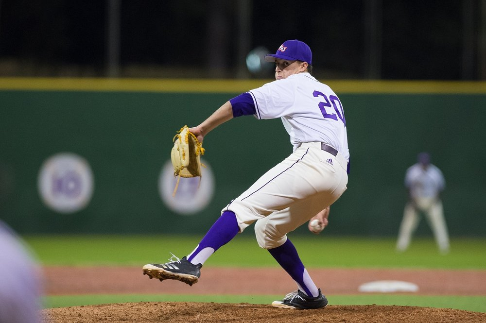 Canadian Thunderbirds RHP Jose Vasquez (Cambridge, Ont.) won four games for the Northwestern State Demons.