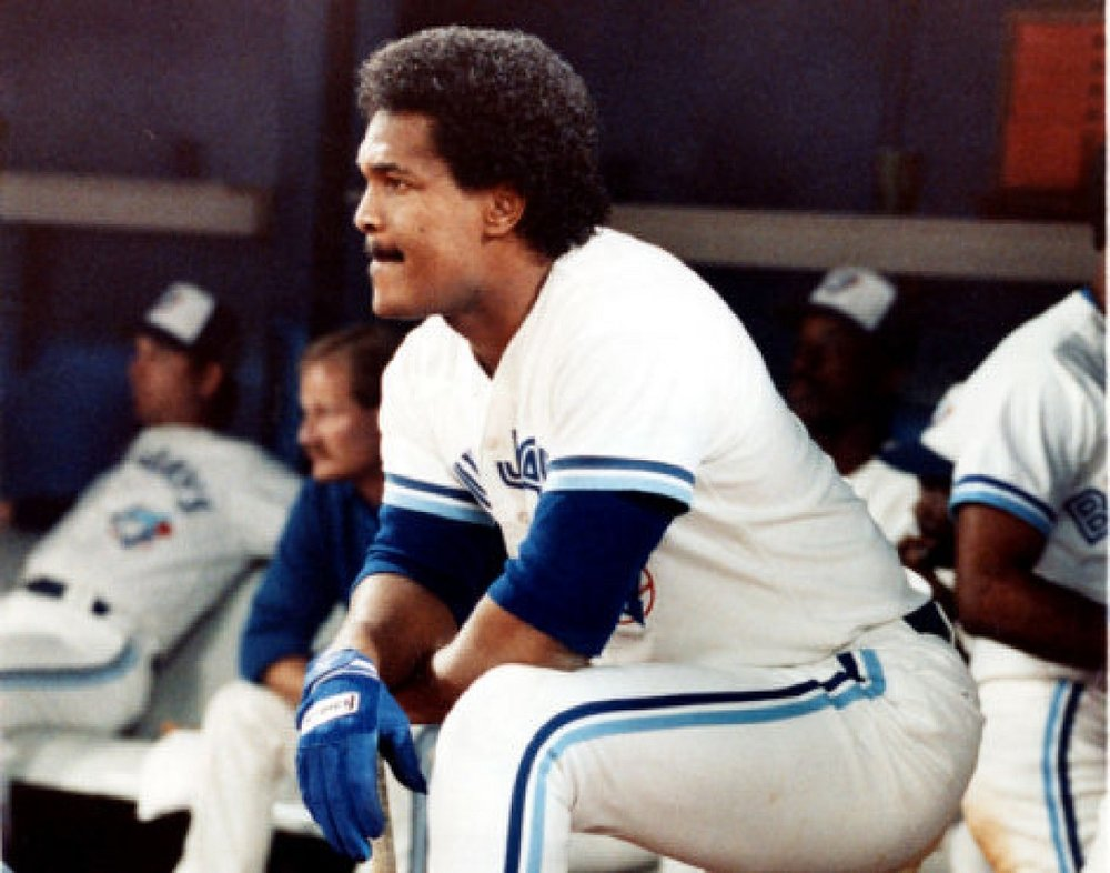 George Bell, like Griffin from San Pedro de Macoris, was the first Blue Jays to win an MVP award in 1987.