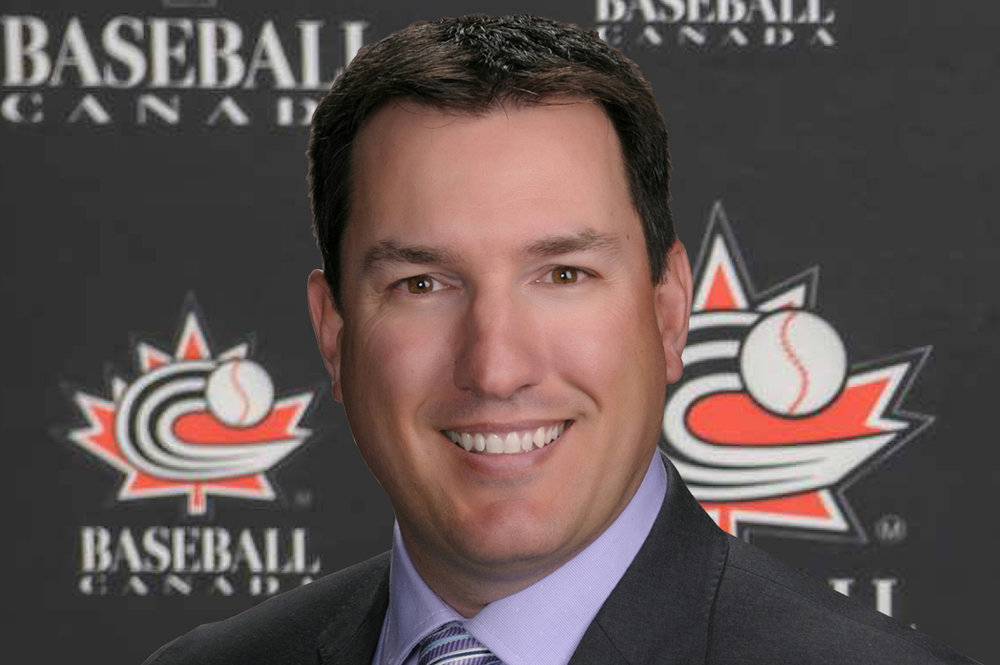 Former American League all-star pitcher Jason Dickson (Miramichi, N.B.) returns for a second term as Baseball Canada president. Photo Credit: Baseball Canada