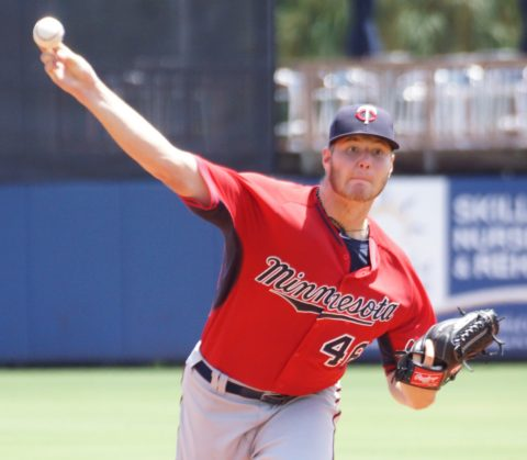 Toronto Mets grad RHP Landon Leach (Pickering, Ont.) was activated by the Minnesota Twins with the Rookie-Class Gulf Coast Twins.
