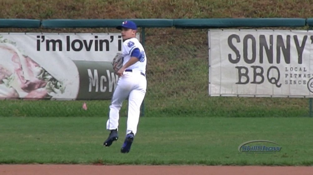 OF David Coleman (Mississauga, Ont.) went 7-for-14 (.500) with a double and three RBIs for the Ontario Blue Jays at the Perfect Game event in Cartersville, Ga.