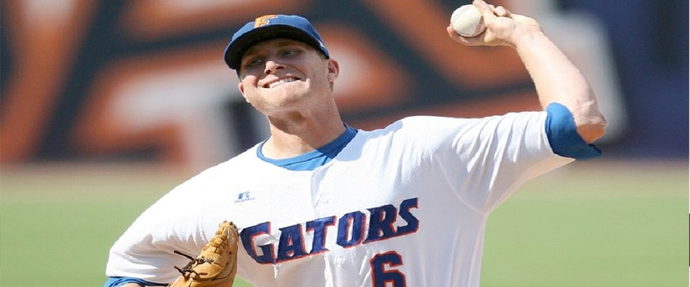 Florida Gators LHP Kevin Chapman (Coral Springs, Fla.) was drafted by the Kansas City Royals from the Florida Gator.